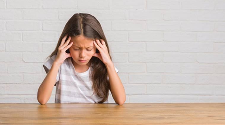 hoofdpijn kinderen